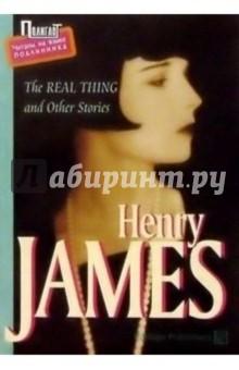 Джеймс Генри Подлинные образцы и другие рассказы. - На английском языке