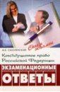 Конституционное право РФ:  ...