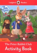 The Peter Rabbit Club. Activity Book