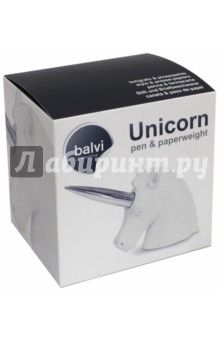 """Ручка и пресс-папье """"Unicorn"""" (26724)"""