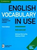 English Vocabulary in Use: Advanced