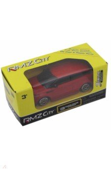 """Машина металлическая """"Range Rover Evoque"""" (1:64, красный) (344011SM)"""