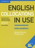 English Collocations in Use Intermediate 2 Edition Bk +ans