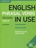 English Phrasal Verbs in Use Advanced  2 Edition  Bk +ans