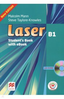 Laser B1. Student's Book with CD-ROM, Macmillan Practice Online and eBook