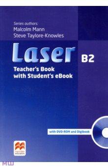 Laser. B2 Teacher's Book + eBook Pack (+2CD)