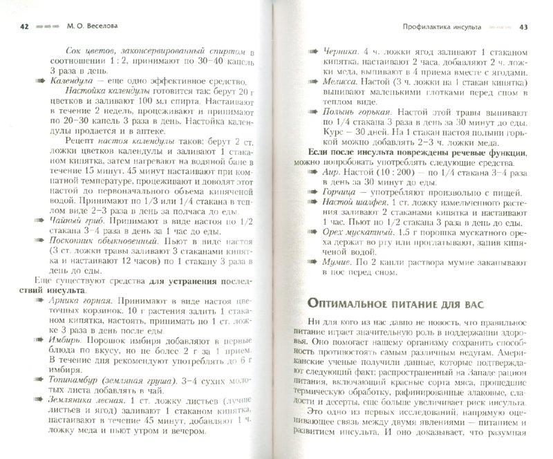 Иллюстрация 1 из 7 для Инсульт. Современный взгляд на лечение и профилактику - Майя Веселова | Лабиринт - книги. Источник: Лабиринт
