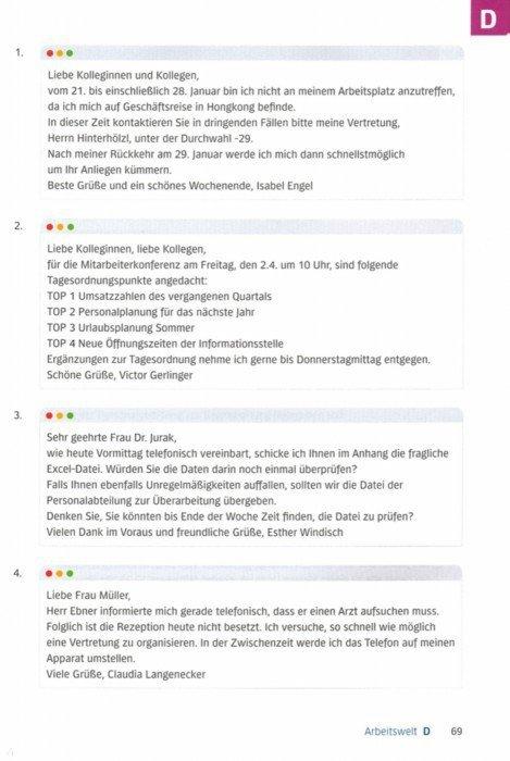 Deutsch Uben Lesen Amp Schreiben B2 Billina Anneli магазин