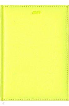 """Ежедневник датированный на 2019 год """"NEBRASKA"""", 176 листов, лимонный (176 ЕдД 5_03221)"""