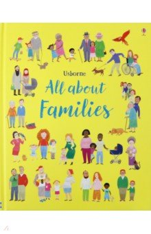 All About Families (My First Book)