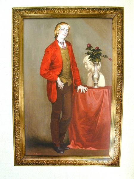 Иллюстрация 1 из 35 для Портрет Дориана Грея - Оскар Уайльд | Лабиринт - книги. Источник: Лабиринт