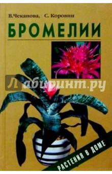 Чеканова Вера Николаевна, Коровин Сергей Евгеньевич Бромелии