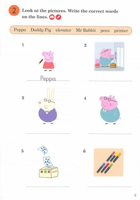 Peppa Pig Daddy Pig S Office Activity Book Morris Catrin
