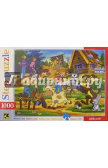 Step Puzzle-1000 79010 Простоквашино