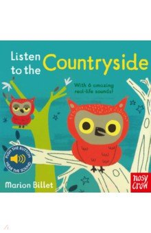 Listen to the Countryside (sound board book)