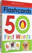 50 First Words. Flashcards