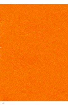 Фетр 1 мм А 4, 4 цвета (красный, оранжевый, темно-желтый, светло-желтый)