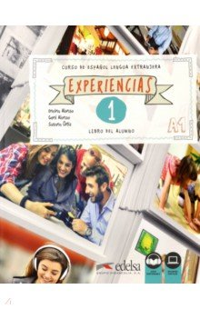 Experiencias. Libro del alumno 1 (A1) (+ audio descargable)