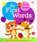 First Words (Spanish and English) board book