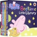 Peppa Pig. Bedtime Little Library. 4-board book