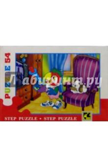 "Step Puzzle-54 ""Попугай Кеша"" (71007)"