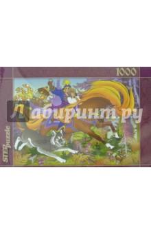 Step Puzzle-1000 79065 Иван Царевич и Серый волк