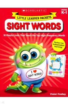 Little Learner Packets: Sight Words