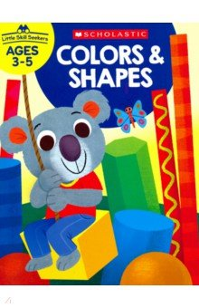 Little Skill Seekers: Colors&Shapes