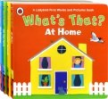 What's That? Collection  (4-board book pack)