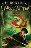 Harry Potter 2: Chamber of Secrets (rejacket.) HB