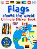 Flags Around the World. Ultimate Sticker Book