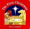 The First Christmas (board book)
