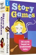 Read with Oxford. Stages 1-2. Phonics Story Games