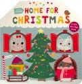 Little Friends: Home for Christmas (board book)
