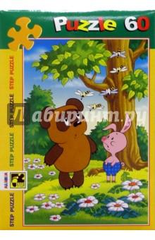 Step Puzzle-60 81004 Винни Пух