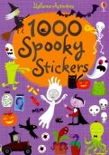 1000 Spooky Stickers