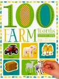 100 First Farm Words Sticker Activity book