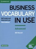 Business Vocabulary in Use. Advanced. Book with Answers