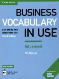 Business Vocabulary in Use. Advanced. Book with Answers and Enhanced ebook