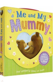 Me and My Mummy (4-book pack)