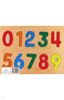 Цифры (D24)Сборные 2D модели и картинки из дерева<br>Игрушка предназначена для детей до 6 лет.<br>