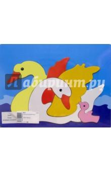 ЛебедиСборные 2D модели и картинки из дерева<br>Игрушка предназначена для детей до 6 лет.<br>