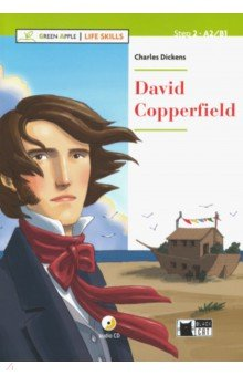 David Copperfield (+CD, +App)