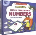 Learning Mats. Match, Trace & Write Numbers