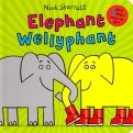 Elephant Wellyphant (Board book)
