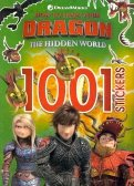The Hidden World: 1001 Stickers How to Train Your