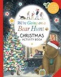 We're Going on a Bear Hunt. Christmas Activity Book