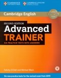 Advanced Trainer Six Practice Tests with Answers