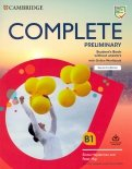 Complete Preliminary Student's Book without Answers with Online Workbook. For the Revised Exam