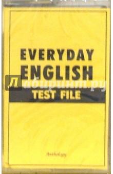 А/к. Everyday English. Test File